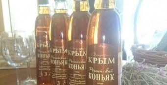 Новинка от Октябрьского Коньячного завода