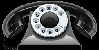 У нас новые контактные телефоны