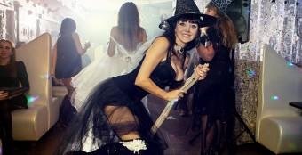 Хэллоуин-2016 в Слиffках Общества. Фотоотчет