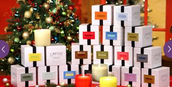 Большое поступление ароматов для дома от роскошных брендов класса-люкс C'Toi by Paul Emilien, Archipelago, NEST, Lafco, Belly Fleur Juss London!