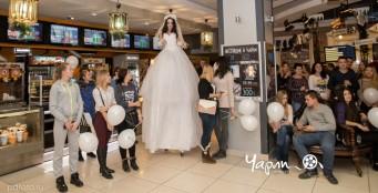 Премьера хоррора «Невеста» в Чарли в ТРК Сокол