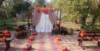 Свадьба на турбазе Донская миля!
