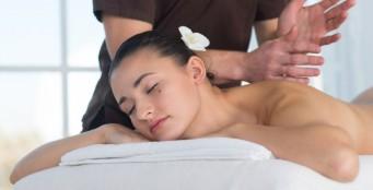 Подарок при покупке процедур общего ручного массажа!