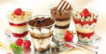 При заказе банкета в мае - скидка на десерт!