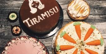 Фирменный тортик от кафе-гостиной «Гретель»!