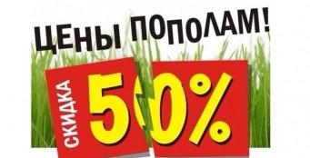 Весь июнь скидка 50% на все курсы!