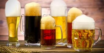 """Пенный безлимит по средам в ресторане-пивоварне """"Альховски""""!"""