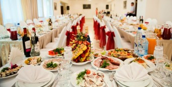 """Свадебные банкеты в ресторане """"Семифредо"""""""