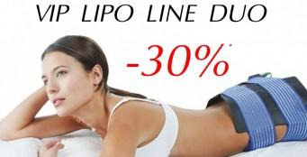 Скидка на любую процедуру на аппарате VIP Lipo Line Duo!