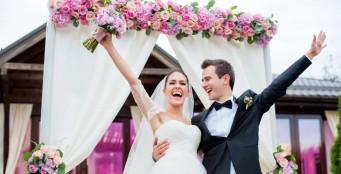 Закажите свадебный банкет