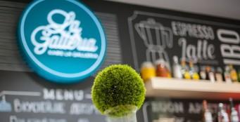 Итальянское кафе La Galleria к Вашим услугам!