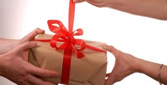 Дарим подарки!