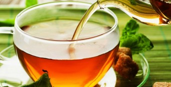 """Гостям турбазы """"Репино"""" предлагаем попробовать удивительный чай Gerberica, собранный со всех уголков планеты"""