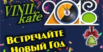 Новый Год в VINILKafe!