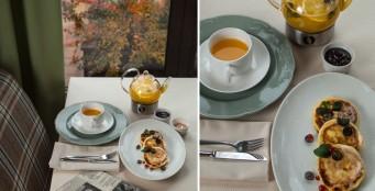 Полезные и красивые завтраки в «Аверон»