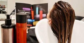 Молекурярный коктейль (концентраты липилов, керамидов и протеинов для быстрой трансформации волос)!