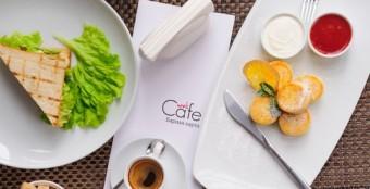 """Завтраки в """"Wok cafe"""""""