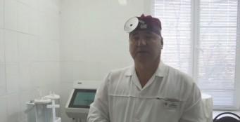Лечение гайморита катетером Ямик