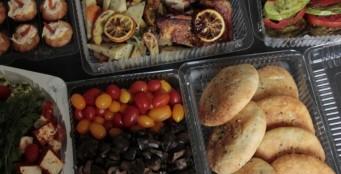 Доставка готовых банкетных и фуршетных блюд домой или в офис