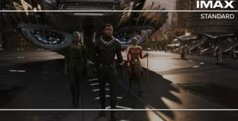 «Черная Пантера»  стартует в IMAX с 22 февраля
