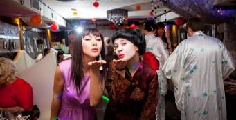 Китайский Новый Год- 2018 в Слиffках Общества. Фотоотчет