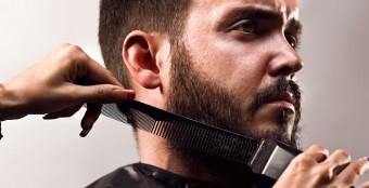 Мужские стрижки, оформление бороды и усов!
