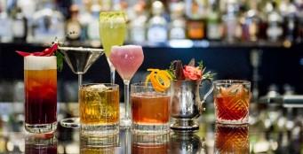 Попробуйте новые коктейли от наших барменов!