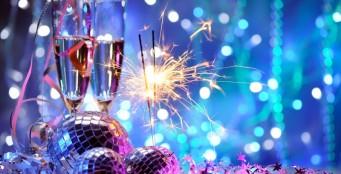 Новогодние корпоративы в ресторане «7 Небо»