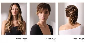Новые образы «Dessange Paris»