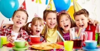 Детский день рождения в формате мастер класса!