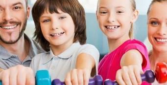 """1️ мая в 12:00 приглашаем вас на первомайский """"Фитнес детишник"""" мероприятие для детей и родителей!"""