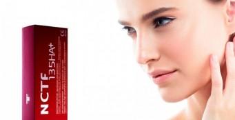 Многокомпонентные мезококтейли NCTF 135 для омоложения и восстановления водного баланса кожи