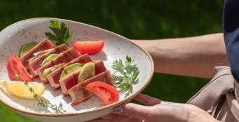 Аппетитная летняя новинка - с авокадо и огурцом