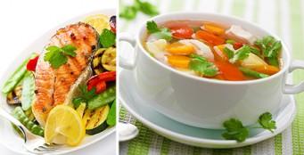 Комплексные обеды от 150 рублей