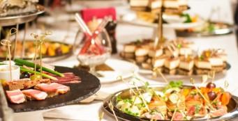 Банкетные блюда в ресторане «Макао»!