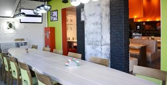 """Дизайнер интерьера ресторана """"Scoozi"""" одержал победу на форуме архитекторов Юга России"""