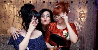 Первоапрельская вечеринка Свадьба Party в Слиffках Общества. Фотоотчет