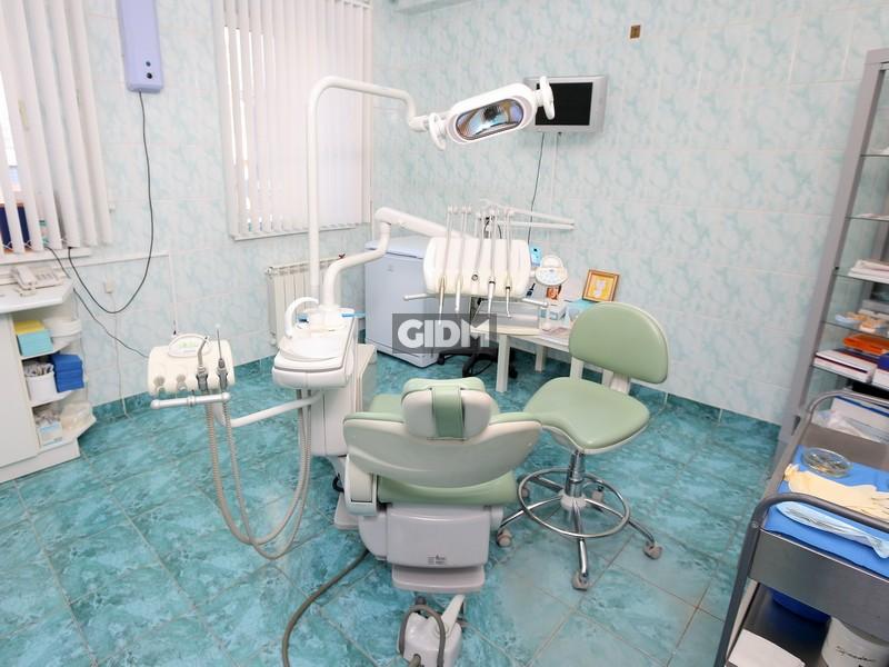 Окружная клиническая больница салехарда