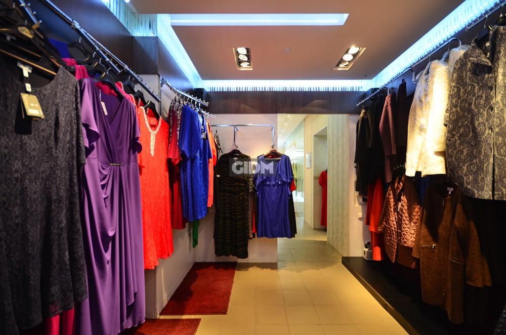 Салон одежды больших размеров