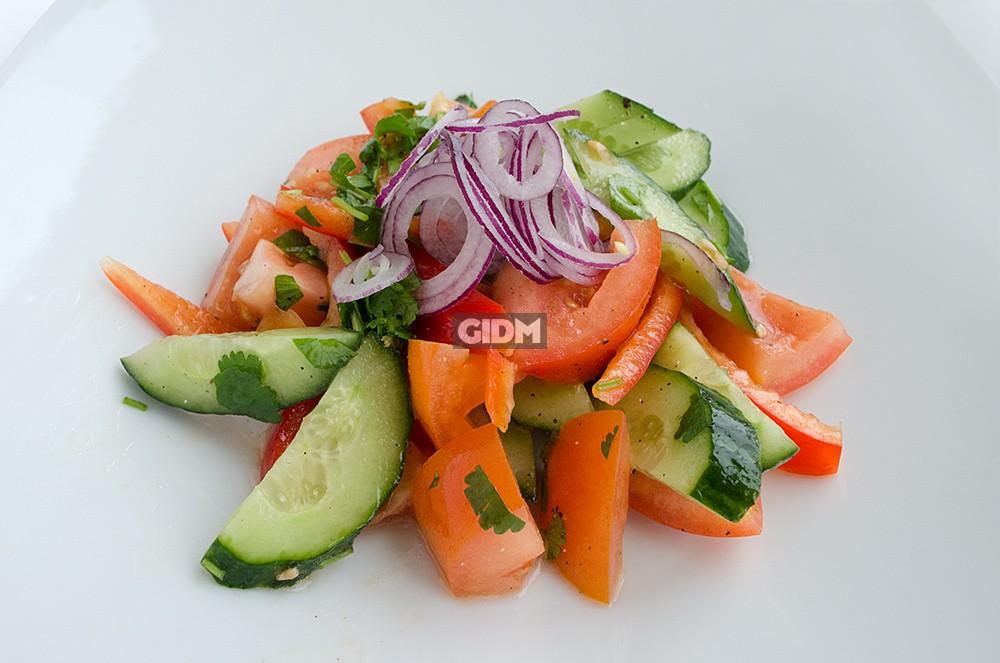 Вкусные салаты готовить рецепты