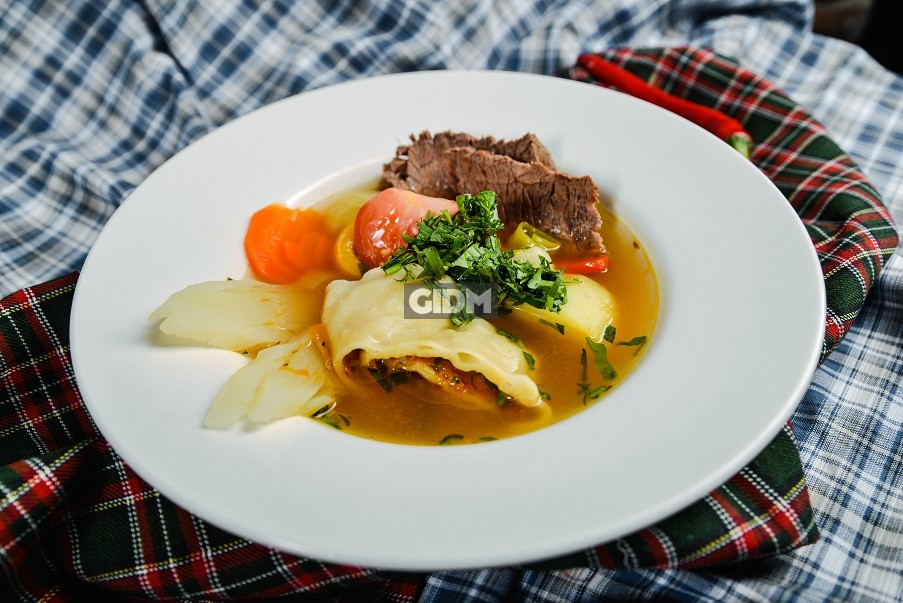 Суп элеш рецепт с фото