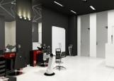 Парикмахерский зал