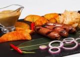 Краков - колбаски из дичи