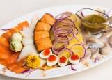 Норвегия - рыбная тарелка