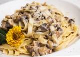 Флоренция - паста из трюфеля и белых грибов