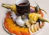 Маврикий - фруктовая тарелка