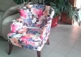 Кресло цветное 25000 руб.