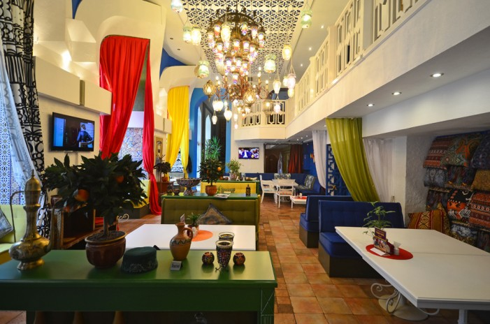 Ресторан Шафран Волгоград