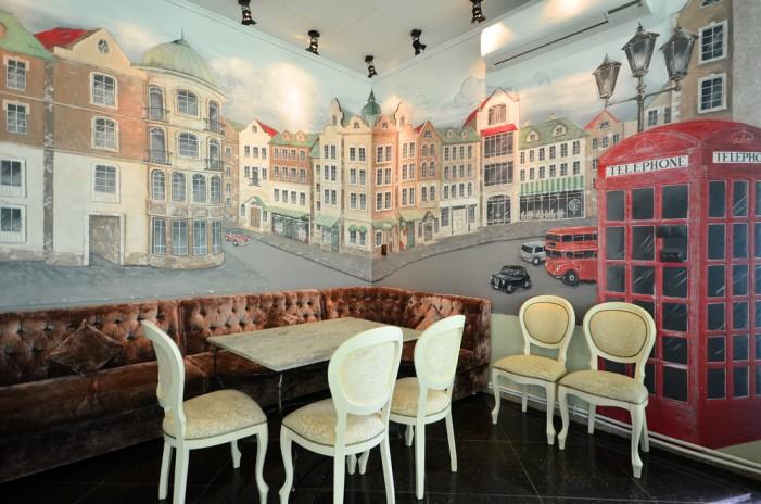 Fashion Cafe Волгоград Фешн кафе