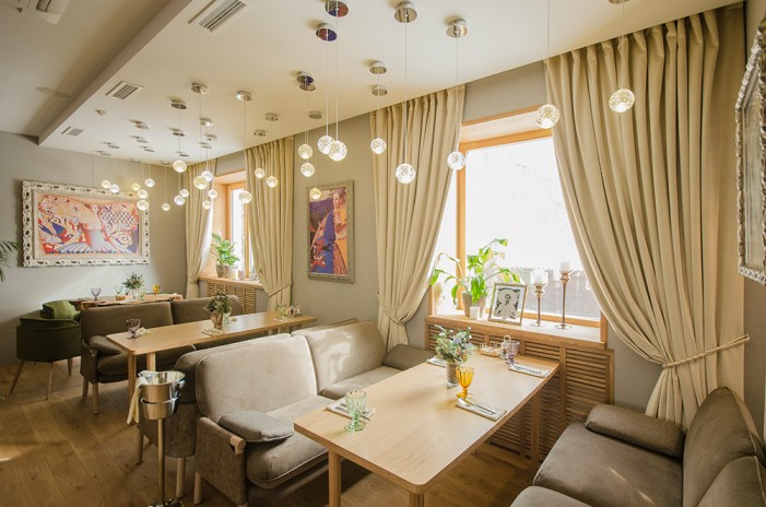 Вилла Капри Ресторан Волгоград